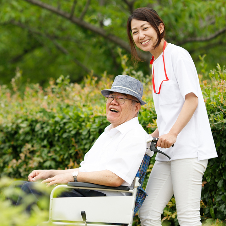 リハビリテーションに携わる看護師について